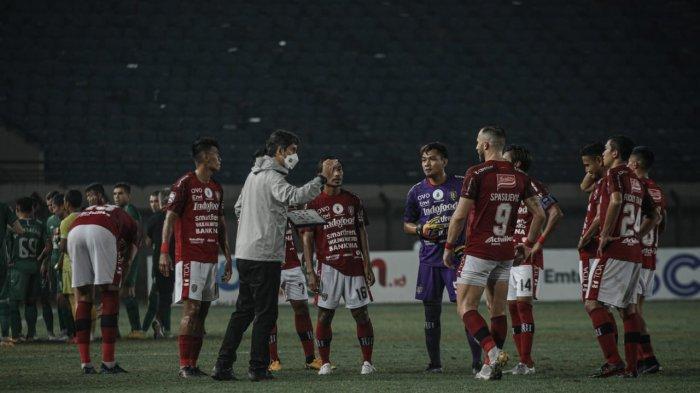 Manajemen Bali United Tunggu Revisi Jadwal Liga 1, Berangkat ke Bandung 2 Hari Jelang Match Pertama