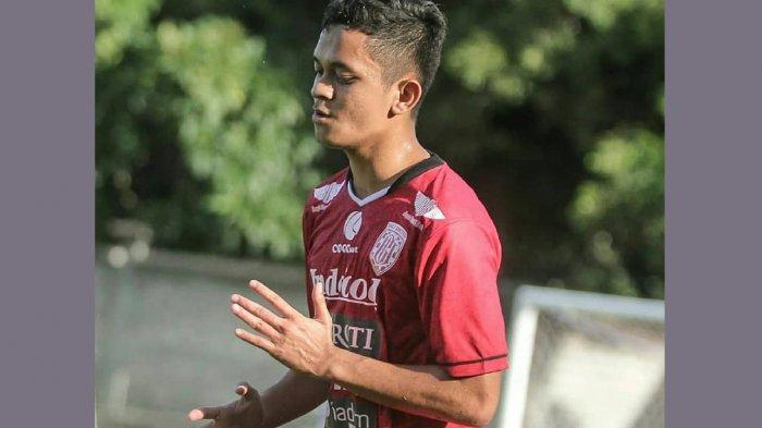 Eks Gelandang Muda Bali United Arapenta Menargetkan Bawa Persis Solo ke Liga 1 Indonesia