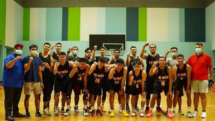 Pelatih Tim Basket Bali United asal Makedonia Kritik Kondisi GOR Ngurah Rai Denpasar