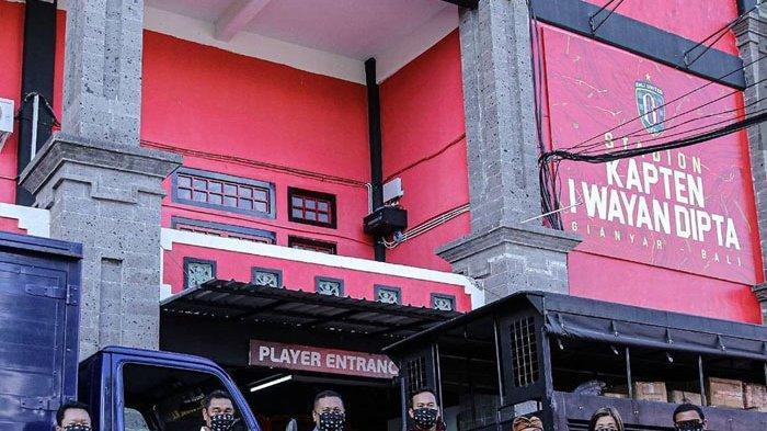 Bali United Ajak Semua Elemen Kumpulkan Donasi untuk Menangani Covid-19