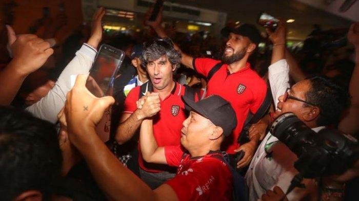 Bek Bali United Ini Tetap Prioritaskan Serdadu Tridatu Meski Banjir Tawaran Klub Liga 1