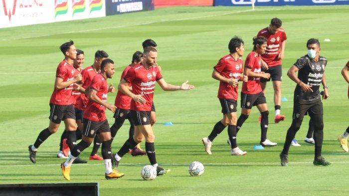 Barito Putera vs Bali United, Teco Sebut Kondisi Semua Pemain Baik, Incar 3 Poin
