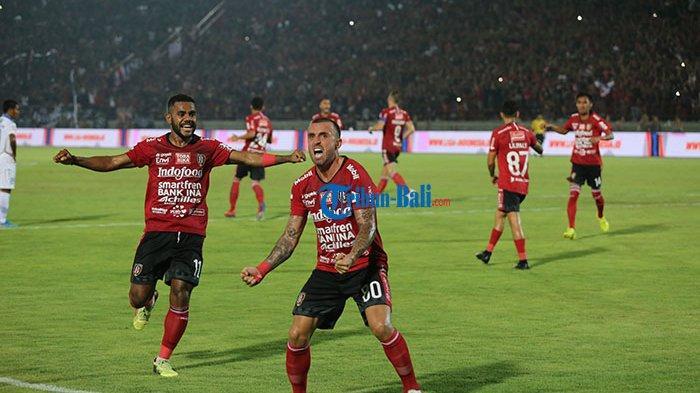 Jadwal Lengkap Pekan ke-30 Liga 1 2019, Bali United Hanya Butuh 1 Poin untuk Jadi Juara