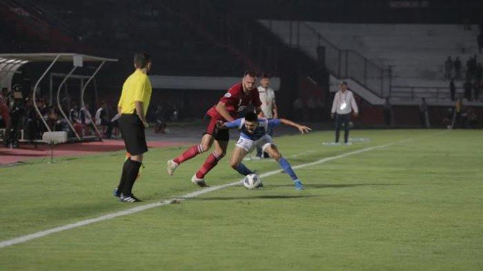Bali United Menang Besar di Piala AFC 2020, Ini Sosok Penting Saat Membantai Than Quang Ninh