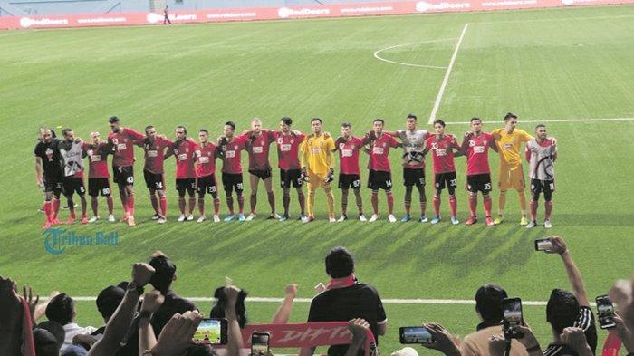 Pelatih Bali United Teco Bawa 20 Pemain ke Australia Ladeni Melbourne Victory