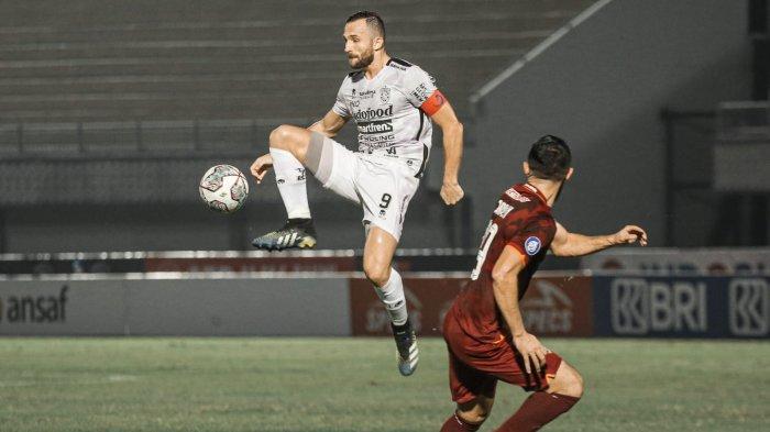 Kesalahan Fatal Lini Gelandang, Bali United Kehilangan Poin 3 Lawan Borneo FC
