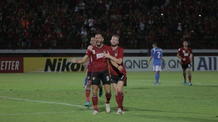 Klasemen Sementara Bali United Usai Menang Besar Kontra Than Quang Ninh di Piala AFC 2020