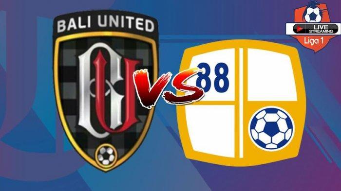 Prediksi Bali United vs Barito Putera, Live Streaming TV Online Bisa Diakses di Sini dan Indosiar