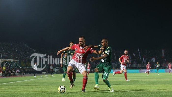 Laga Terakhir Bali United Menutup Liga 1 2018, Spaso Tak Dapat Izin Hadapi Bhayangkara FC