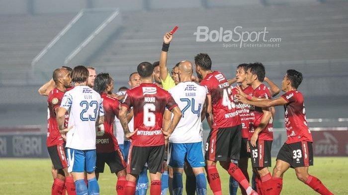 Klasemen BRI Liga 1 2021-2022 Usai Persib vs Bali United Imbang 2-2, Turun dari Puncak