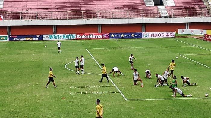 Kadek AgungGanti Fadil Sausu, Ini Starting Persita vs Bali United di Stadion Maguwoharjo Sleman