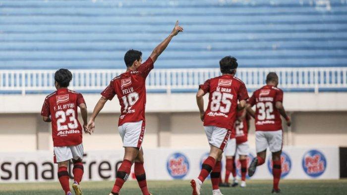 Bali United Cetak Gol Kemenangan Pasca Kartu Merah Pemain PSIM, Spaso dkk Sulit Hadapi Racikan Seto