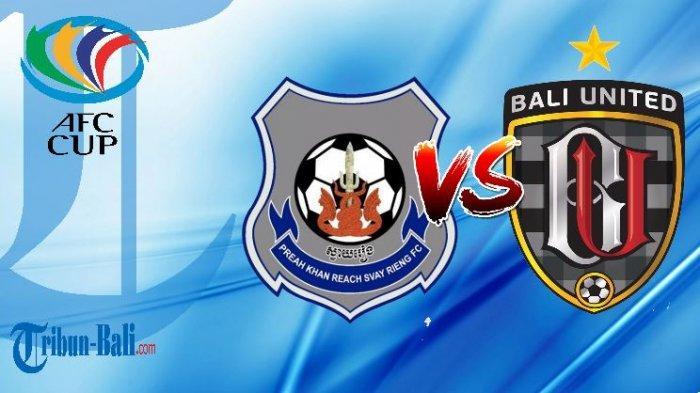 Jelang Laga denganSvay Rieng FC Kamboja, Pelatih Bali United Teco Waspadai Pemain Asing Asal Brasil