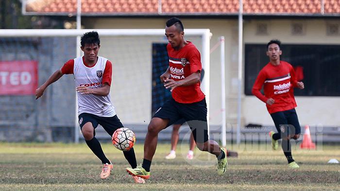 Tak Ingin Gagal Lagi, Punggawa Bali United Berlatih Penalti