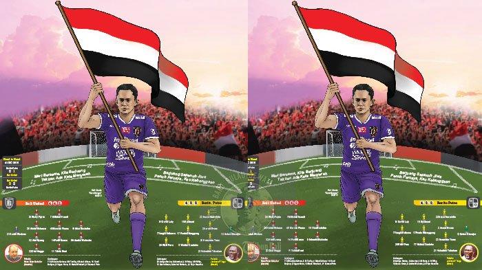 Bali United Puputan Lawan Barito Putera, Tapi Ini Syaratnya Supaya Lolos 8 Besar