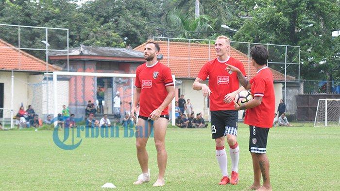 Bermain di Bawah Tekanan, Bali United Berhasil Tahan Imbang Sriwijaya FC Tanpa Gol