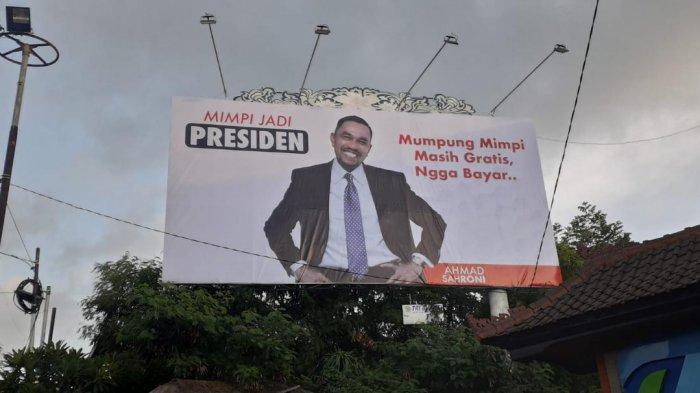 Ingin Memotivasi Anak Muda, Mimpi Jadi Presiden Ahmad Sahroni Terlihat di Bali
