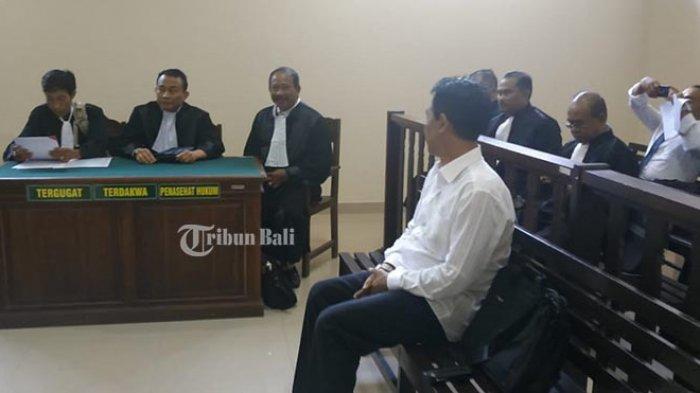 Bambang Akui Salah dan Mohon Hukuman Ringan, Sidang Kasus Penggelapan Uang Oleh Oknum Pengacara