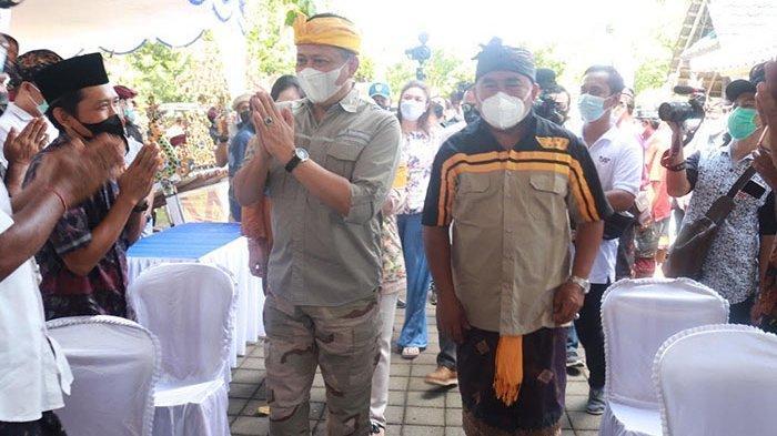 Ketua MPR RI Bamsoet Gelar Sosialisasi 4 Pilar Kebangsaan di Rumah Bupati Jembrana