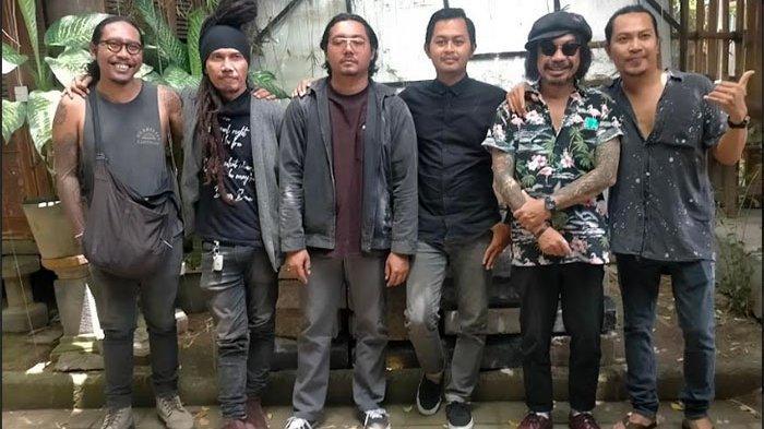 Navicula Rilis Single 'Mulih' di Tengah Pandemi, Memotivasi Agar Tetap Berkarya