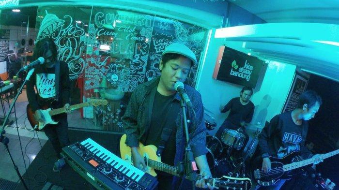 Band Rock Karangasem Bali Nonekes Rilis Album For A Better Life, Bisa Didengarkan di YouTube Music