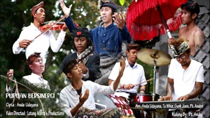 Rock And Made (RAM) Band Rilis Lagu 'Pupuan Bersinergi', Wujud Kecintaan Kepada Tanah Kelahiran