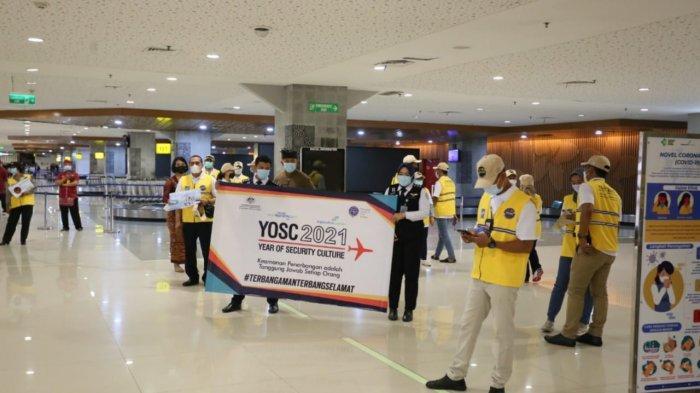 Year Of Security Culture, Bandara Ngurah Rai Bali Gelar Workshop & Kampanye Keamanan Penerbangan