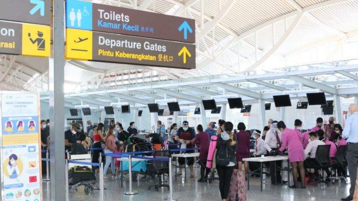 Penerbangan Internasional Segera Dibuka, PHRI Sambut Positif Kebijakan Karantina 5 Hari Bagi Wisman