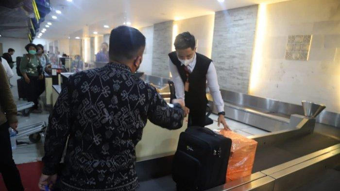 Keakuratan Alat Ukur Timbangan Terjaga, Bandara Ngurah Rai Bali Terima Penghargaan Tertib Ukur