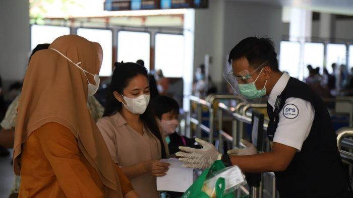 Penerapan PPKM Darurat, Bandara Ngurah Rai Bali Implementasikan Ketentuan Perjalanan Sesuai Aturan