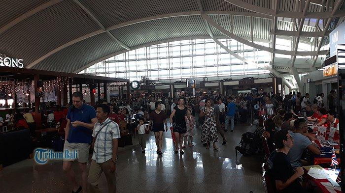 Masih Ada Maskapai Yang Batal Terbang Karena Gunung Agung, Ini Pergerakan di Bandara Ngurah Rai