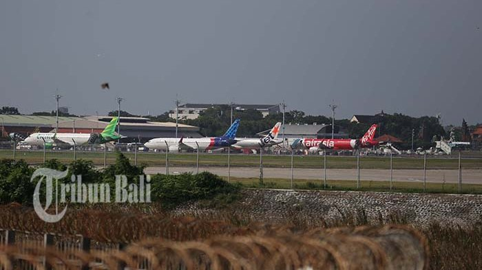 Bandara Ngurah Rai Ditutup 16 Jam, 446 Flight Tak Beroperasi dan 74.928 Penumpang Terdampak