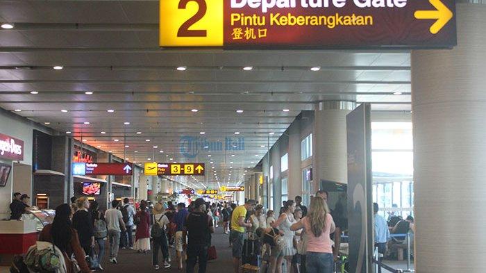 Hingga Juli 2019, Bandara Ngurah Rai Tercatat Layani 3,5 Juta Wisatawan Mancanegara