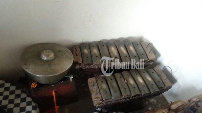 Gong Sakral di Pura Batukaru, Hanya Boleh Ditabuh di Utama Mandala Pura oleh Trah Keluarga Kabayan