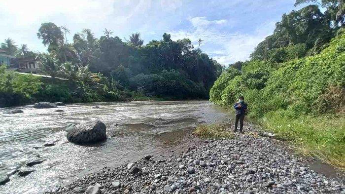 Aliran Sungai Unda Alami Penyempitan, Beberapa Warga Sidemen Melapor ke Pemda Karangasem