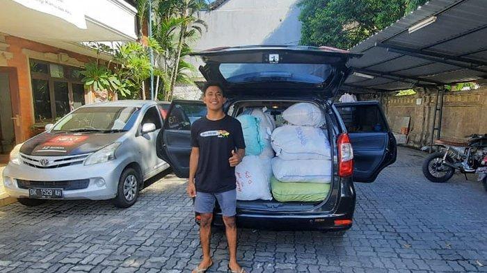 12 Klub Motor Bold Riders Bali Galang Donasi untuk NTT, Bantuan Masih Dibuka hingga 1 Mei