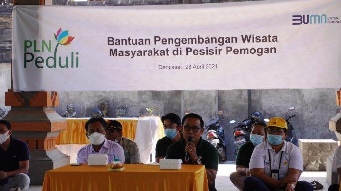 Dukung Pelestarian Alam, PLN UID Bali Kembangkan Wisata Konservasi Hutan Mangrove di Pemogan