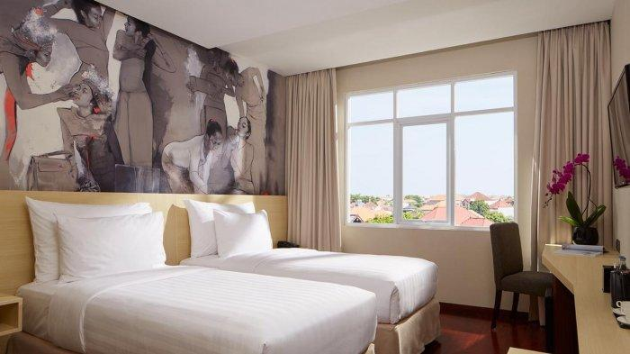 Awal Tahun 2021, Banyak Keuntungan yang Diberikan Oleh Four Star by Trans Hotel