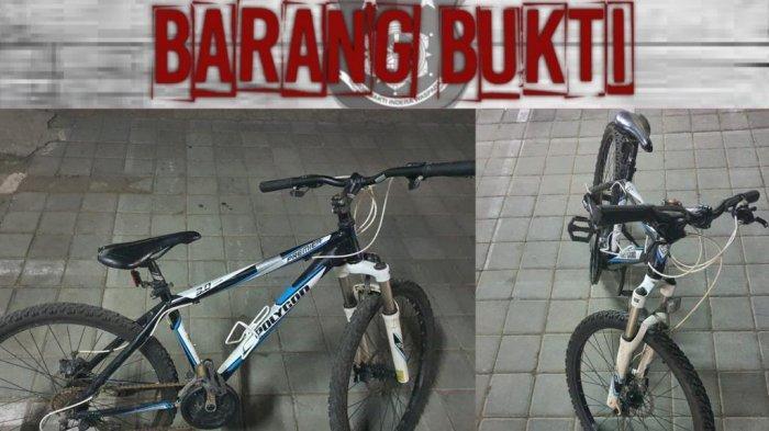 Kasus Pencurian Sepeda Gayung di Denpasar Terungkap, Satu Pelaku Baru Bebas