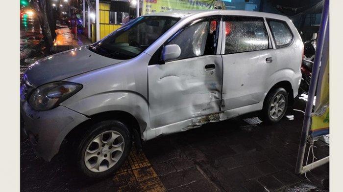 Avanza Tabrak Pemotor di Jembrana, Pengendara Motor Alami Cedera di Kepala
