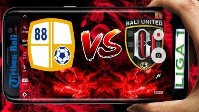 Live Streaming Liga 1! Barito Putera vs Bali United, Ini Susunan Pemain Kedua Tim