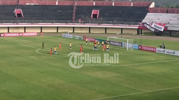 Hadapi Tim Pelapis PBFC, Barito Putera Masih Imbang Tanpa Gol