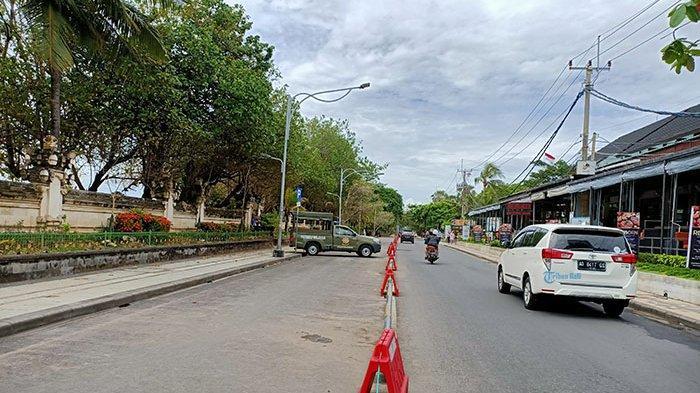 Hari Ini hingga Besok Sore Sepanjang Jalan Pantai Kuta Dilarang Parkir, Ini Kata Kapolresta Denpasar