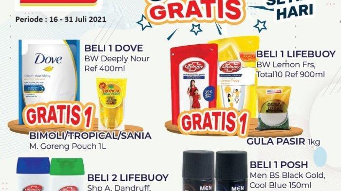 BARU, PROMO Alfamart 19 Juli 2021, Beli Sabun Cair Gratis Minyak Goreng, Chitato 14.900, DISKON Susu