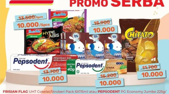 BARU, Promo Alfamart 29 April 2021: Mi Instan, Pasta Gigi, Susu UHT Serba Rp10.000, Produk 5 Ribuan