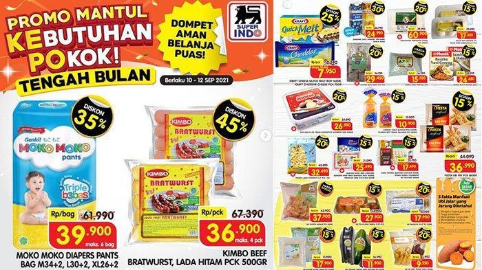 BARU! PROMO Superindo 11 September 2021: Mangga Harum Manis Diskon 20%, Moko Moko Diapers 35%