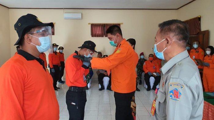 Basarnas Bali Gelar Latihan Teknik Pertolongan di Ketinggian Kepada 25 Peserta Potensi SAR