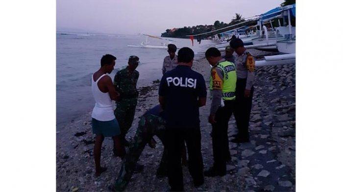 Hingga Siang Ini, Upaya Pencarian Aleksandr Che,Korban Hilang di Perairan Nusa Penida Belum Berhasil