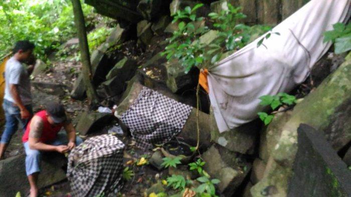 Temuan Batu Berundak di Desa Tinggar Sari Buleleng Bali, Pemdes Harap Arkeolog Lakukan Penelitian