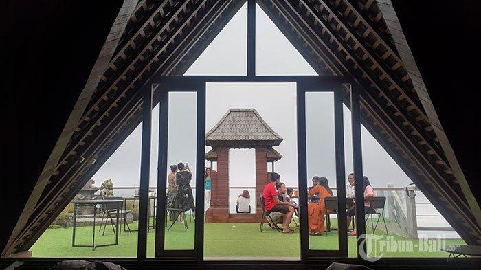 Ketika Tempat Wisata Lainnya Mati Suri, Nongkrong Cantik Sambil Ngopi di Kintamani Justru Makin Hits